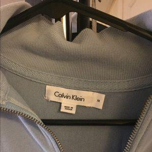 Calvin Klein half zip